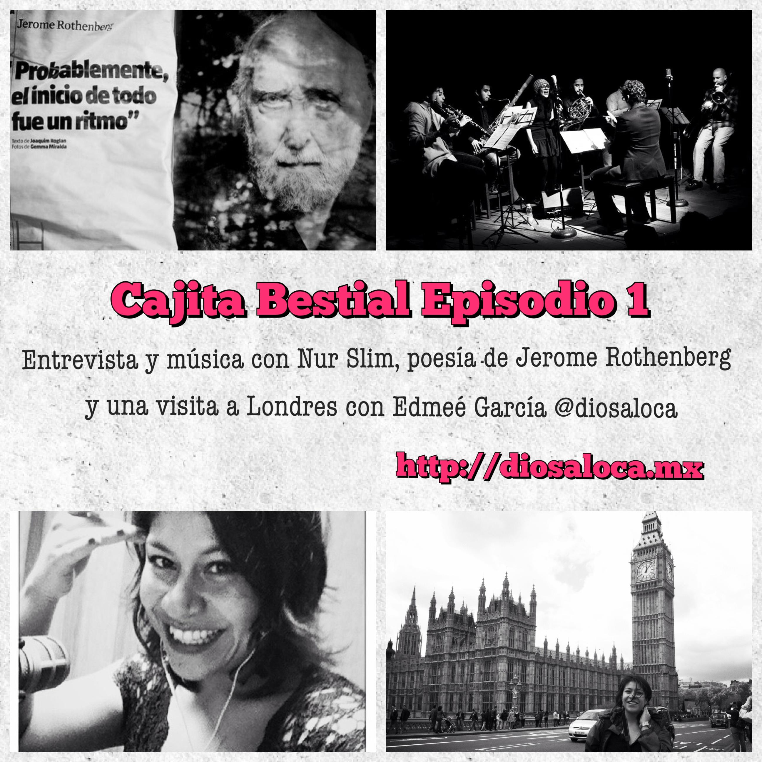 La Cajita Bestial es un podcast