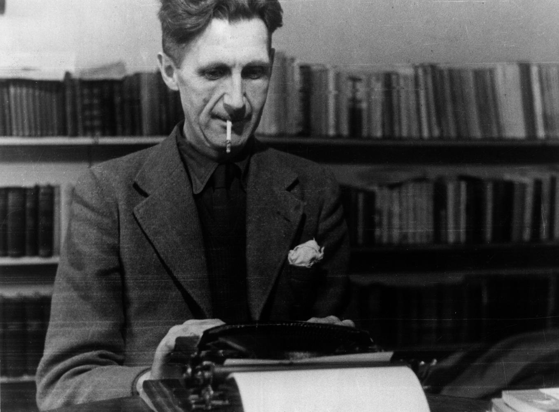 George Orwell según George Orwell