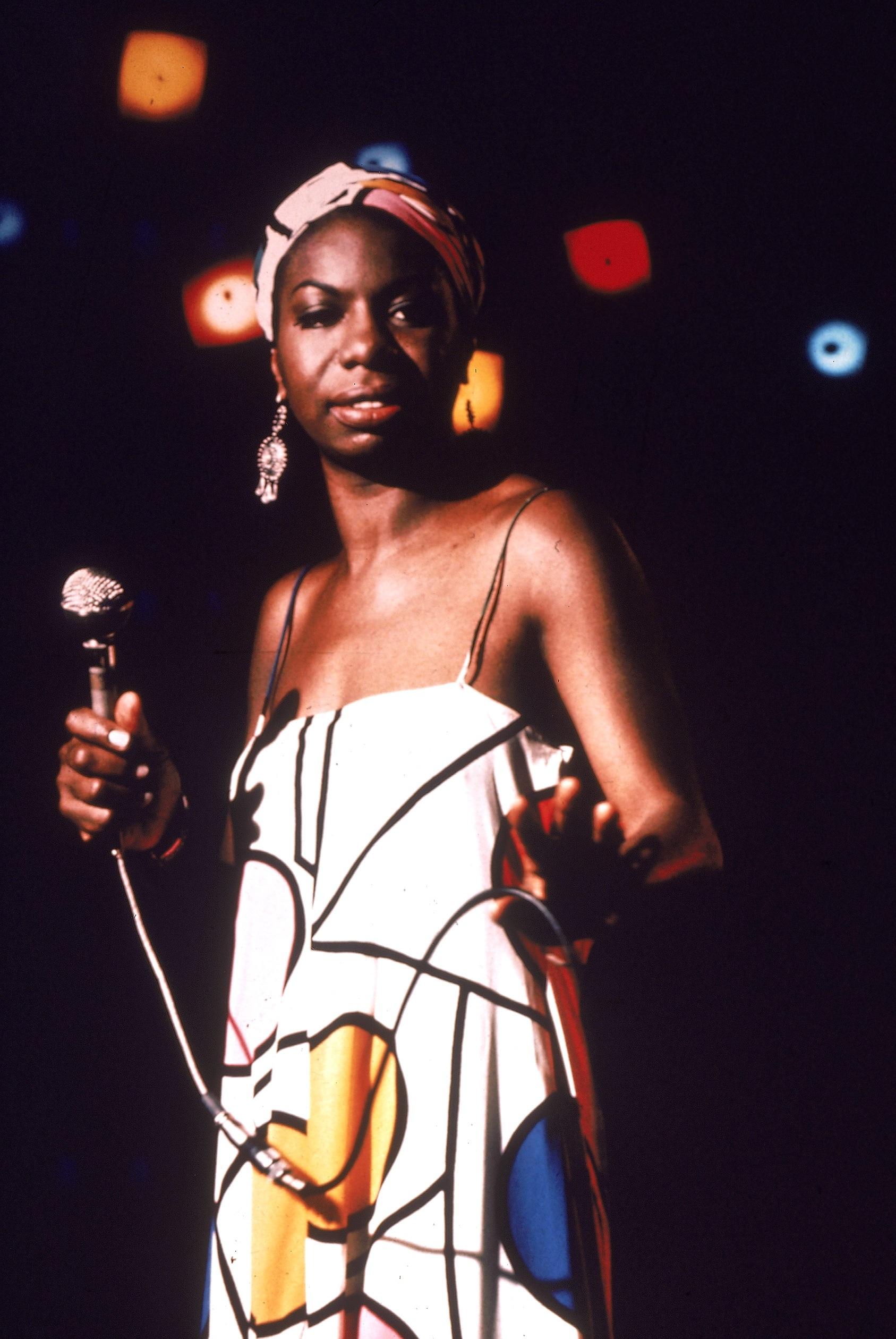 Nina Simone habla de su don artístico
