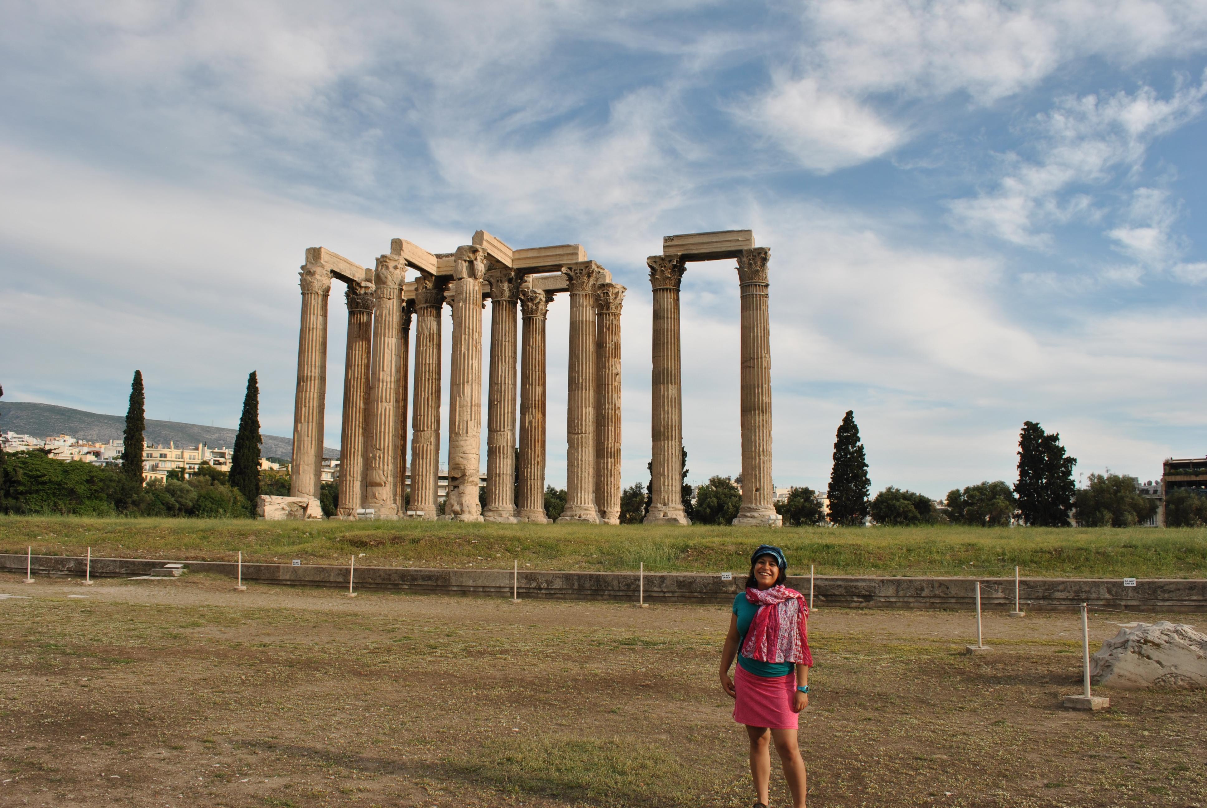 Crónicas de asfalto- Grecia I