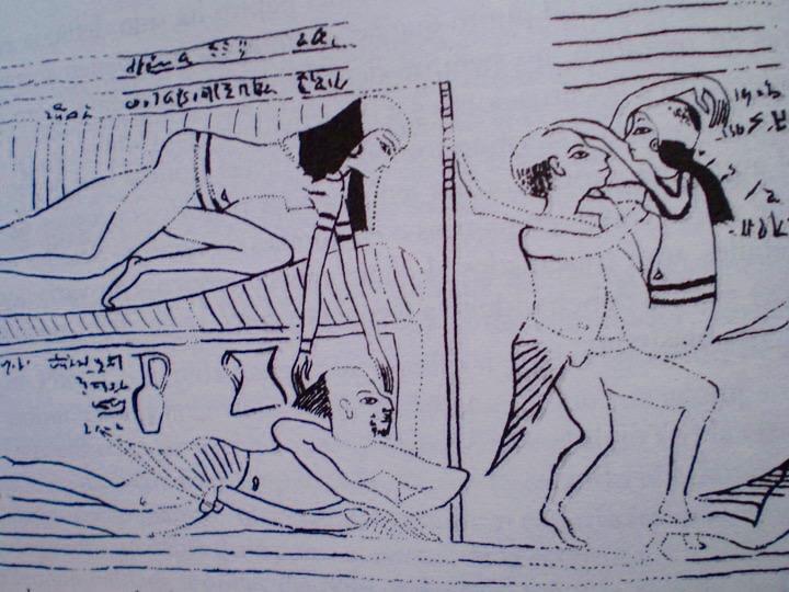 Pijama Surf- Alquimia erótica y sexualidad divina en el misterioso papiro de Turín