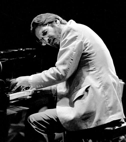 Bill Evans en el festival de Jazz de Montreux 13-07-1978