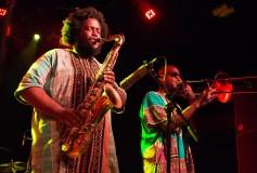 Los épicos y vanguardistas sonidos de Kamasi Washington