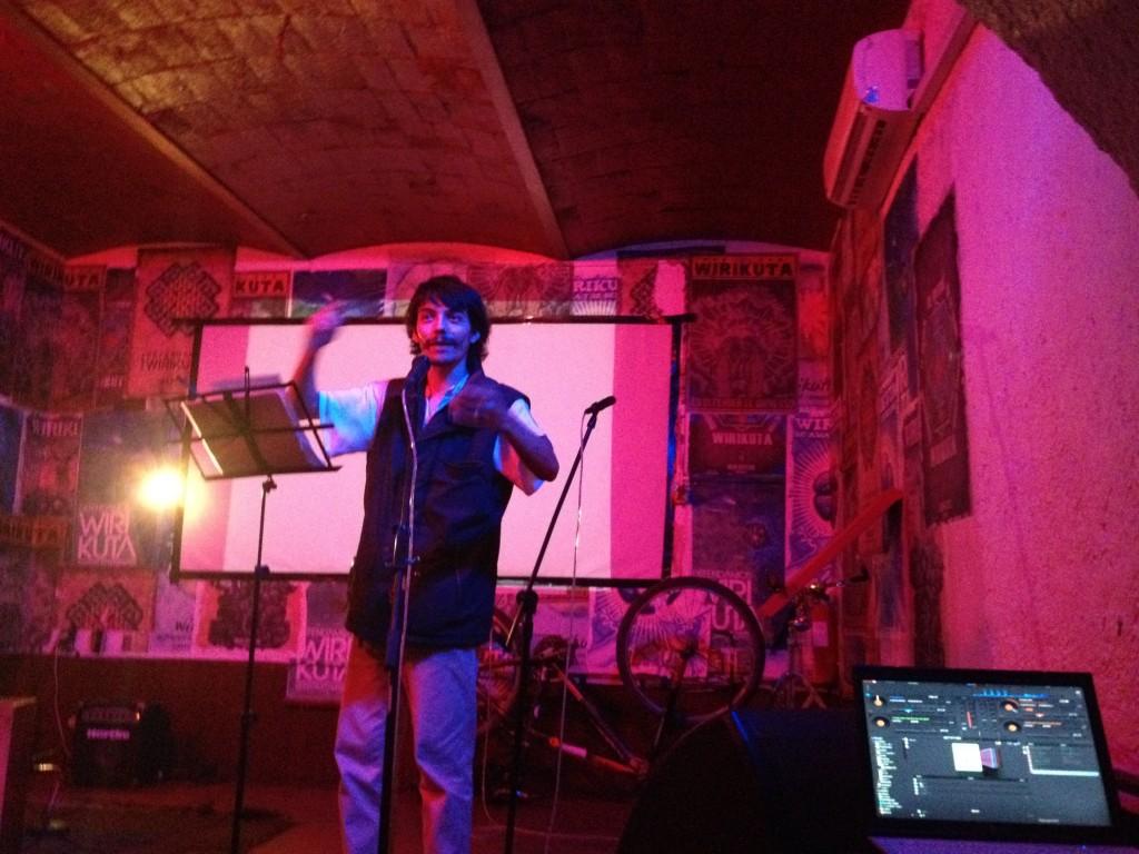 Recital de Poesía Chilango-Andaluz 2013 104