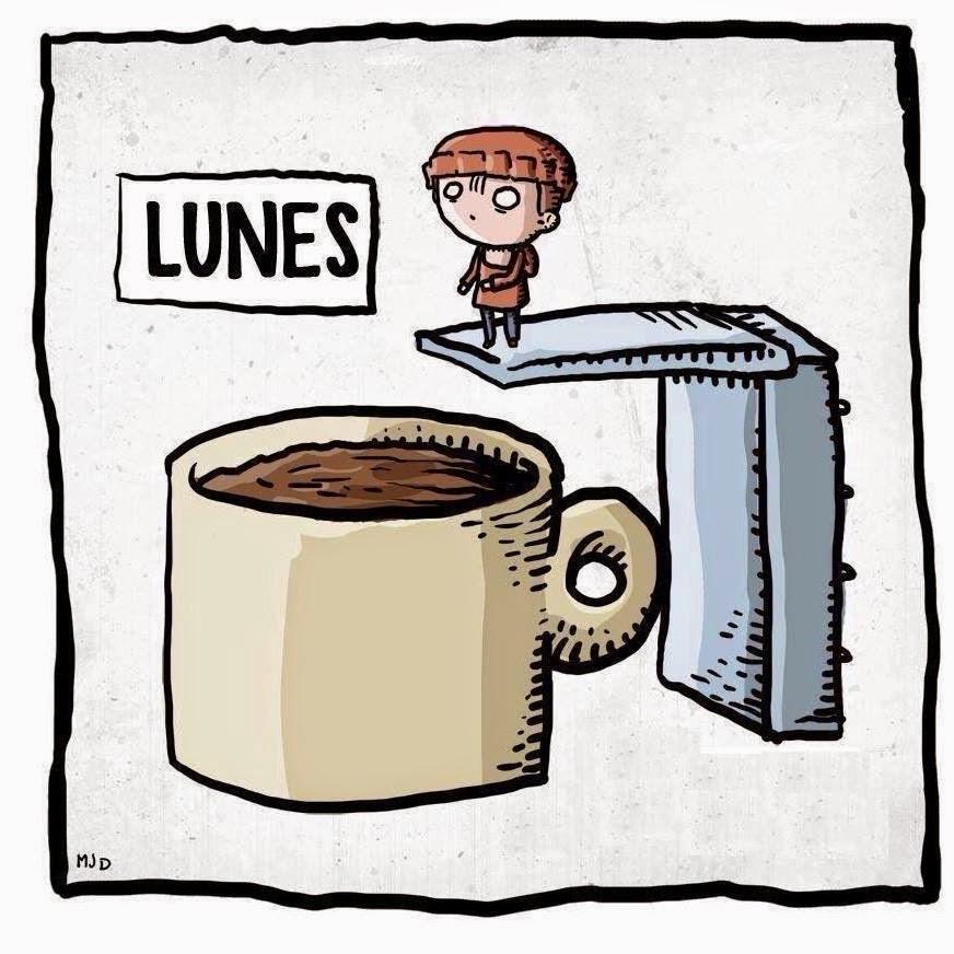 lunes - cafe