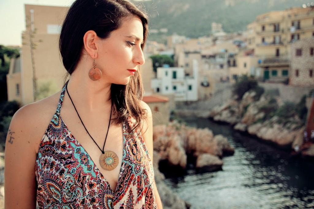 Romina Guardino cantautora italiana en México