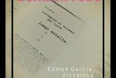 Bombón Vudú: mi más reciente poemario de poesía spoken word