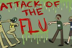 La influenza duele, todo duele