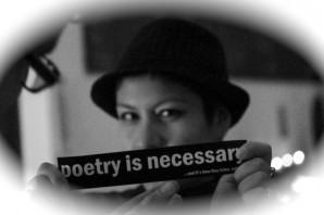 Ésta es la historia de cómo fui a mi primer slam de poesía y empecé a compartir mis poemas
