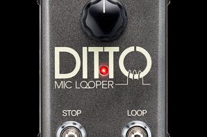 Ditto Mic Looper y mi retorno a las bases del looping